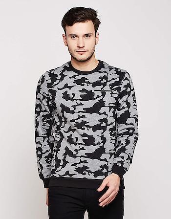 Camla - Sweatshirt  Link: http://bit.ly/2ZEZQ5F  #sweatshirt #mensfashion #menswear