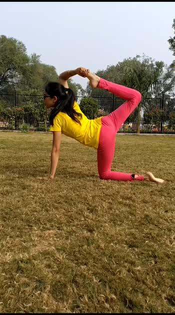#roposostar #standingposture #standingposture #advancedyoga #yogachallenges #yoga #yogaeverydamnday #yogamastersindia #yogafitnesslove #yogapractice #yogaaroundtheworld #myyogajourney #myyoga #yogainnature #yogagoals #yogastudent #yogapassion #yogalife #yogafit #yogaabhyasa #yogateacher #yogaeducation #yogawithshiv #selfpractice #yogainspiration  #yogainlove #shiviyoga #ashtangavinyasa #yogaenthusiast