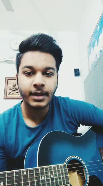 Tu Chahiye❤️🎸  #tuchahiye #bajrangibhaijaan #salmankhan #atifaslam #kareenakapoor  #singer #guitarist #bollywood  #love  #romantic  #roposotrendingnow  #risingstar  #singingstar  #roposostar  #beats