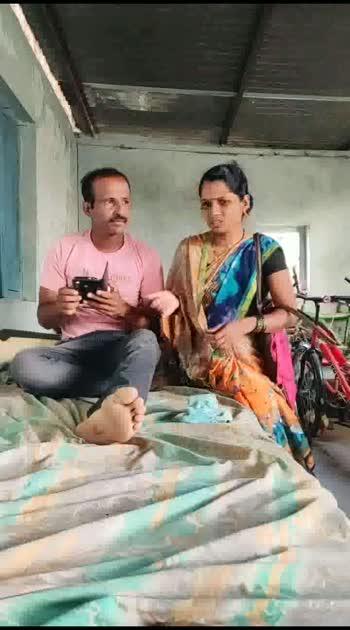 नक्कल #marathicouple #comedymarathivideo