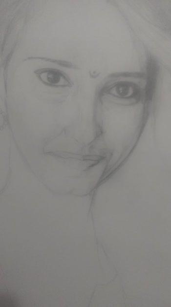 New sketch in progress #artpravin #mumbai #foryou #marathi