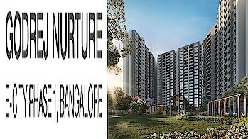 Godrej Nurture Electronic City Phase 1, Bangalore - Video - Contact - Book Now #GodrejNurtureContact #ContactUs +91 9590101000 #GodrejNurtureVideo #ECityPhase1