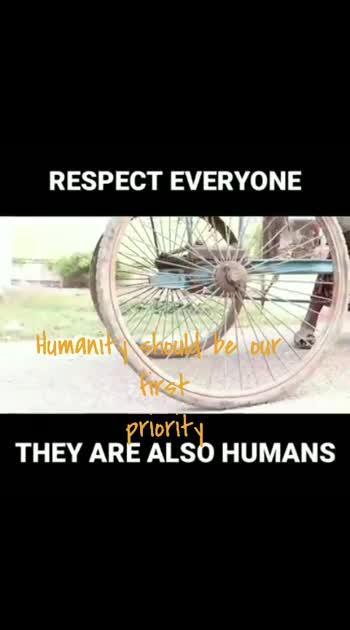 #incredibleindia #respect #humanity