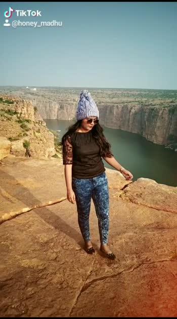 #vloggerlife #travelblogger #followmeformoreupdates #madhu_honey