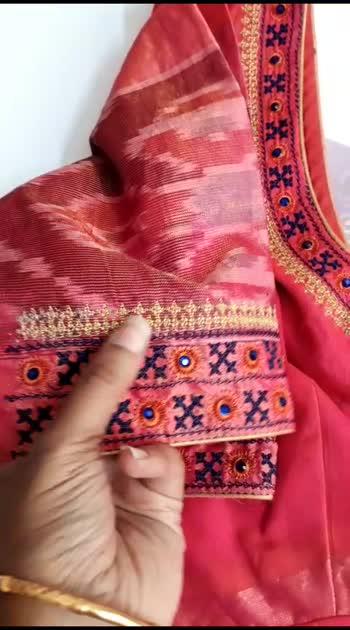 Subscribe to our Knotty Threadz Yotube Channel.  Blog: www.knottythreadz.net Web: www.knottythreadz.com  #saree #sareefashion #crochet #blousedesign #sarees #embroiderywork