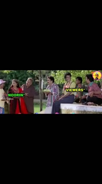 noorin🤣🤣🤣 #noorinshereef #troll #telugu #malayalam #comedy