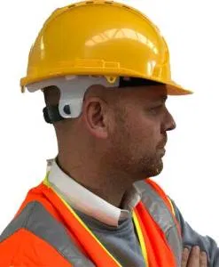 https://www.safetyvests.co.nz/product/hard-hat-yellow/  Safety Helmets - Securing The Life of Workers  General laborers often wear Hard Hat yellow and their specifications durable,4  point suspension for comfortable and Mounted Earmuff slots. Shop with less Price