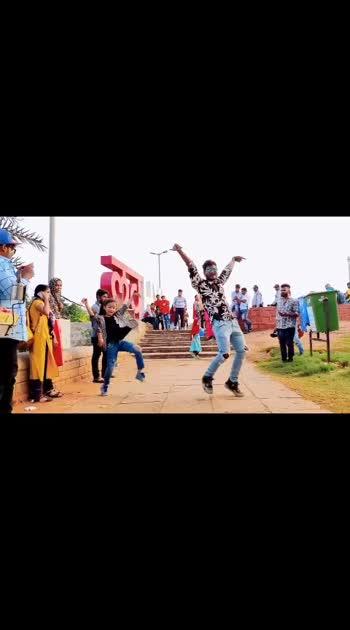 #hyderabadi #dance #publicdance #rocking