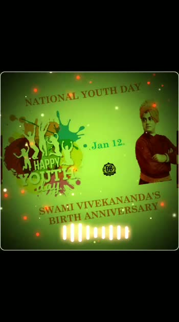 Happy Youth Day Friends #status