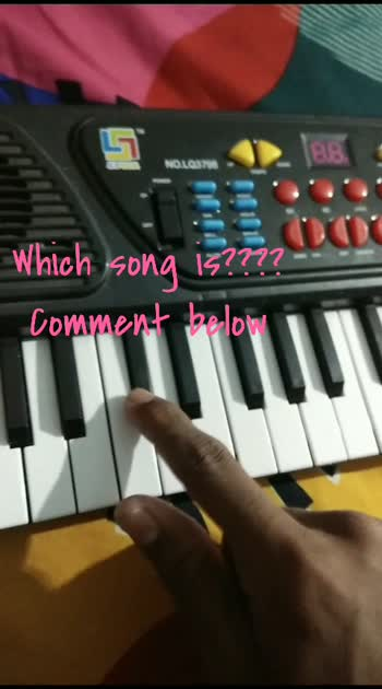 Which song is???  #roposobeats #pianocover #pianomusic #pianolive