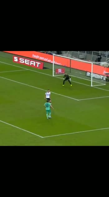 Great goal by Luka Modric #football #soccer #great #goal #goals #lukamodric #realmadrid