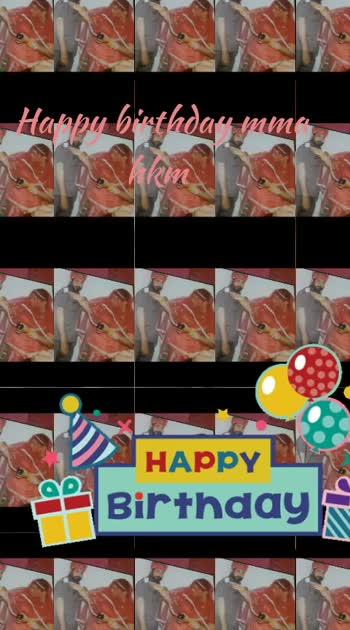happg birthday mma hkm