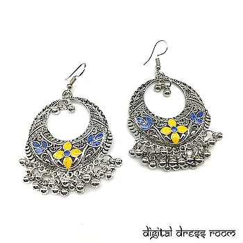Traditional Light Weight Enamel Work with Silver Hook Earrings❤ Item Code:(🔎1403NE01-y-349) Purchase from our website-https://digitaldressroom.com/collections/earrings #earring #earrings #goldearrings #goldstudearrings #goldplatedearrings #enamal #goldenamalearring #metalearring #studearring #goldoxidizedearrings #multicolorEarrings #entiqueearrings #entiquegoldearrings #oxidisedearrings #1403NE01-y #enamalworkearrings #ethnicearring #earringsforgirls #earringsforwomen #jewellery #womensjewellery #indianfashion #indianjewellery #traditionaljewellery #weddingjewellery #statementjewellery #fashionjewellery #jewellerylovers #womenwears #mangalsutra