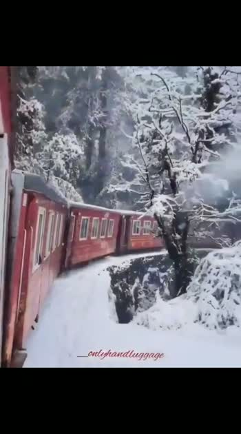 #himachal #himachalpradesh #himachali #himachaldiaries #himachaligirl #snow #snowing #snowfall