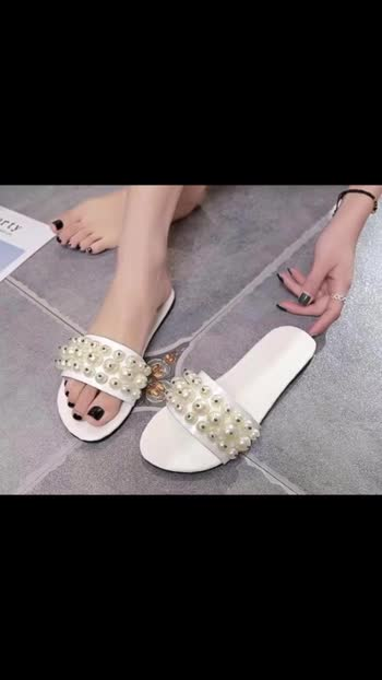 Mm *High End Imported Flats*  Very premium quality   Size: 3 to 6 (36 to 39)    *Price: ₹350/-+$ only*