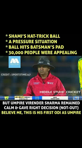 # well done umpire