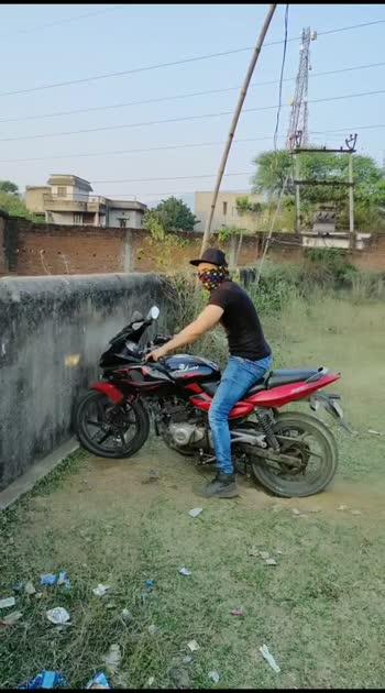 zarur dekhe#roposo #bike-stunt
