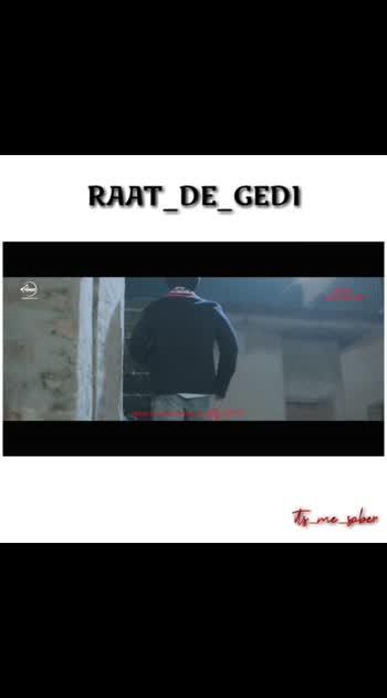 Diljit_Dosanjh___Raat_Di_Gedi_(Official_Video)_Neeru_Bajwa___Jatinder_Shah__#diljit_dosanjh #bollywoodsong #myfirstpost