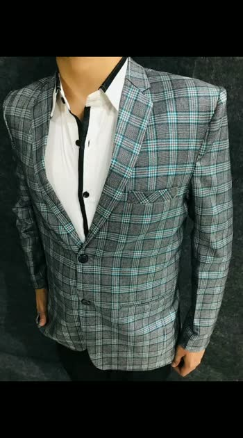 😍😍😍😍😍😍  *Blazers For Him*   *Premium Quality*  *STORE PIECE*  *size S36 M38 L40 XL42*   *Branded stuff*  *Price @1350/+$hio-*     😍 *Awesome quality* 😍  *Hurry book fast* LG