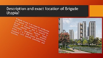 Halcyon Eden by Brigade Cornerstone Utopia | Brigade Prelaunch Apartment at Whitefield | Tranquil at Brigade Utopia  https://www.redbubble.com/people/tranquilbrigade