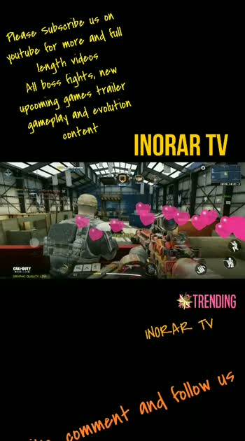 Call of Duty Mobile Gameplay Highlights l AalamAR Live l INORAR TV  Subscribe our youtube channel -   #trendingvideo #gamer #game #cod #pubg #gameplay #aalamar #cod  #mobile #gamingchannel #gamestagram #today #todaystrending #todaysspecial #status   #funny #inorartv #youtube #facebook #linkinbio #highlights #scenes #whatsappstatus #whatsapp_status_video #share #like #likeforlike #commentbelow #follow #subscribe