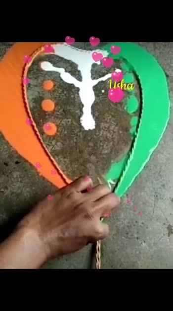 #merabharatmahan #ilovemyindia #rangolichannel