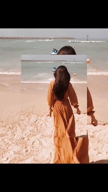    Beach-ing at La Mer, Dubai ! 💥⭐️ . . #howilikeitjournal #howilikeit #beach #beachwear #beachvibes #beachdress #dubai #dubailife #blogger #fashion #dress #summer #summerfashion #beachbum #dresses #brown #maxidress #halffullhalfempty