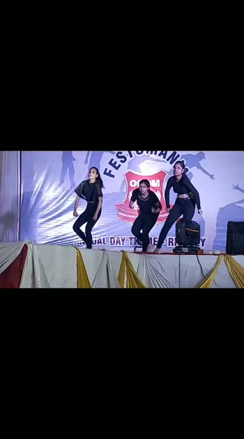 margarets dance part -3  #collegefest #vaishnavimac