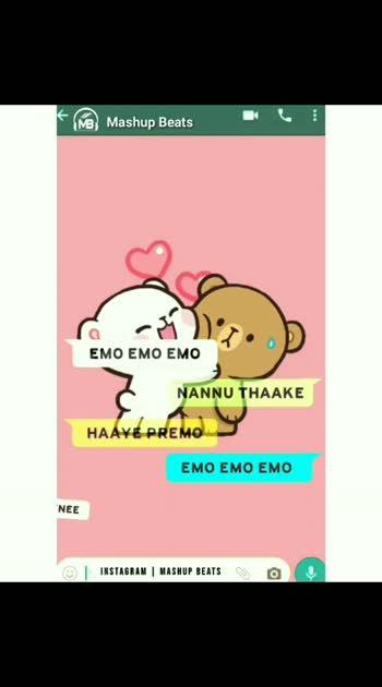 #nani #nagarjunaakkineni #rashmikamandanna #akanksha_singh #love #love-status-roposo-beats #lovestatus #lovesongwhatsappstatus #roposostar #roposo #roposostars #roposo-beats #tiktok-roposo #roposocontest #sudisudheer #sudipooji #poojidheeru #dheerupooji