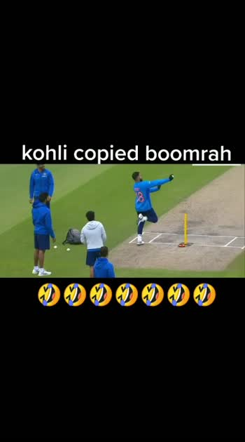 #viratkohli #teamindia #funnyvideo #reactions #bumrah_ne_kiya_gumrah #bumrahstyle #cricketlovers #iplfever #iplt20 #sportstvchannel #sportstvchannel