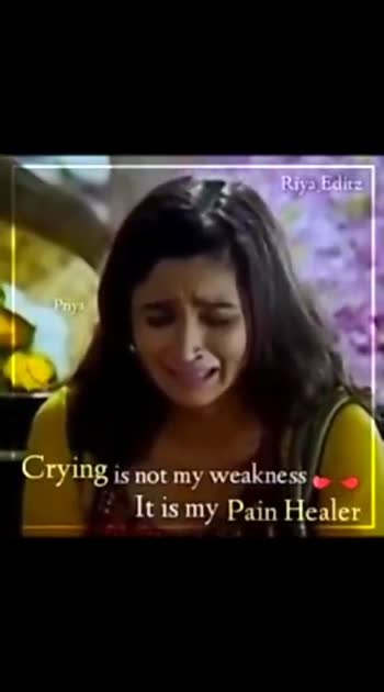 #crying #asmitha #pain-of-love #painful #painfullline