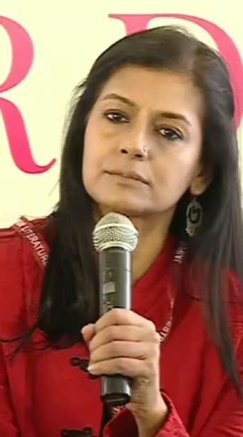 Jaipur Literature Festival : Nandita Das ने CAA और शाहीन बाग पर कही यह बात... #news