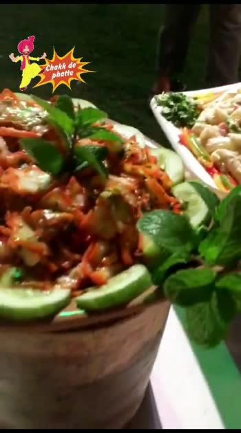 Nawabon ke liye dinner aise lagta hai 🤩🤩🤩 #food #lucknowdiaries #roposostar