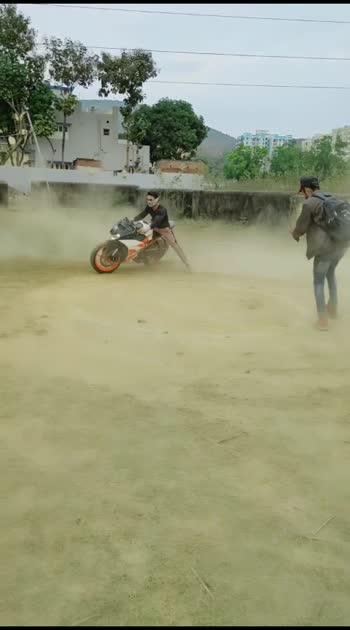 ktm stunt #roposostar #bike-stunt