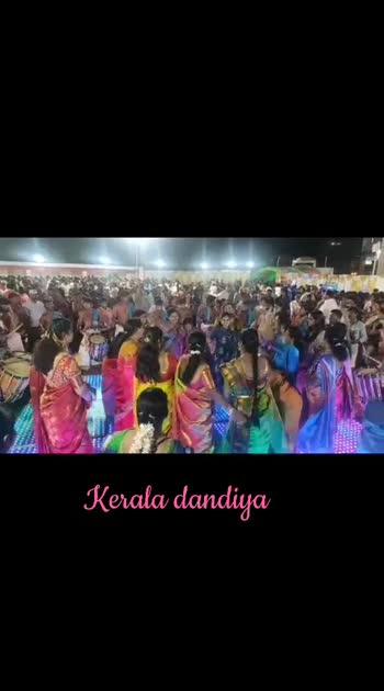 Kerala dandiya