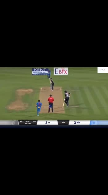 shami excellent last over that gains india win
