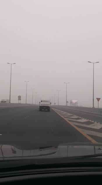 kuwait #snowing