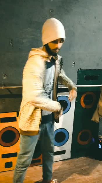 my freestyle popping dance video #dance #freestyledance #danceindia #dancevideo #followme #like4like #followtrain #roposostar