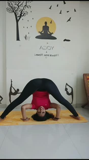forwardbend #vaibhavlaxmijhala #contortionist #fitnessmotivation