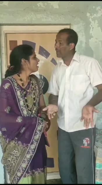 बोंबला #comedymarathivideo #marathicouple