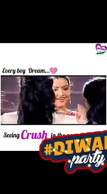 Crush in saree..💓🙏😎