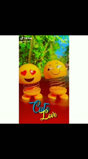 #cute_love 😍