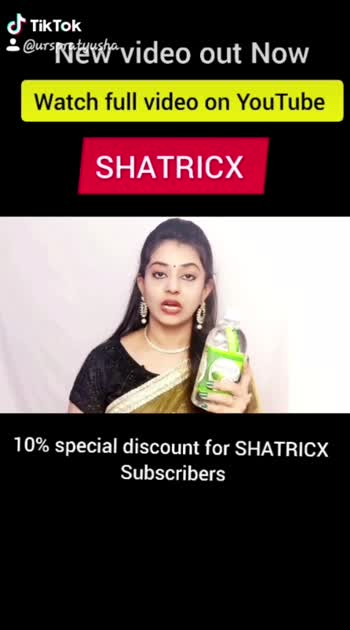 Please #subscribemychannel  and Support  SHATRICX #youtube #makeupartist #healthychoices #healthtips #beautytips #telugu-roposo #shatricx #youtubecreators #youtubecreators