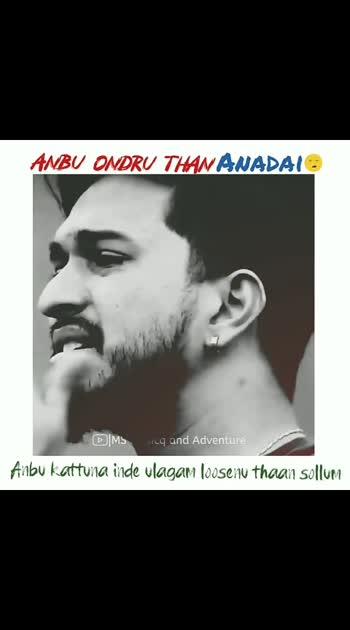 #mugenraoarmy #anbuondruthaananathai #sad_whatsapp_status #mugenrao