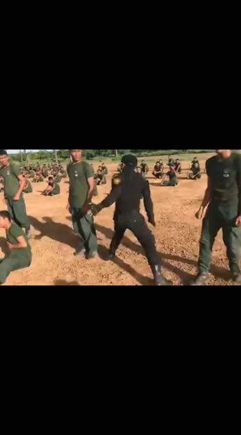 ###army traning