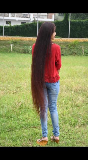 #soposo #roposo #hair #hairgoals #longhair