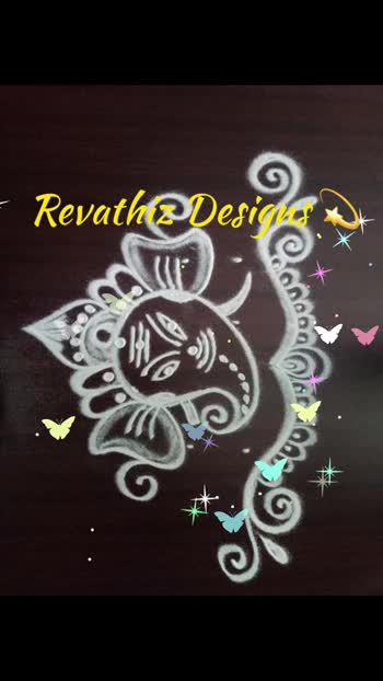 #simplerangoli #rangoli #rangolidesigns #rangoliart #rangolis #easydesign #kolam #kolamdesign #kolam_of_the_day