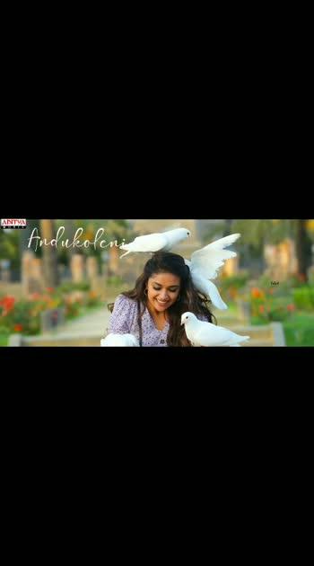 Miss India #keertisuresh #skcvibez #latesttelugusongs #latesttelugu