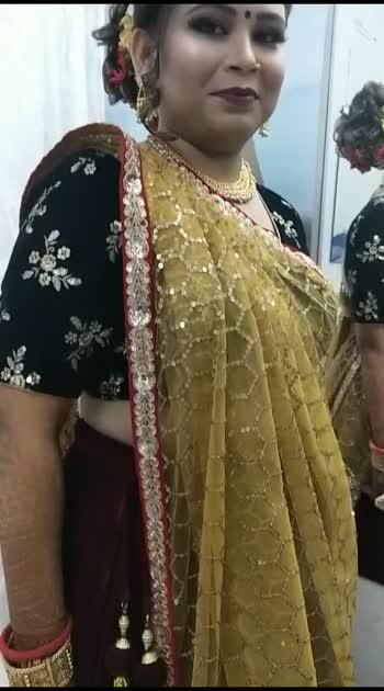 #bride #bridalwear #bridal #bridaljewellery #bridalmakeup #bridesofindia #brides_of_india #bridal-wear #bridallehengacholi #bridalhairstyle