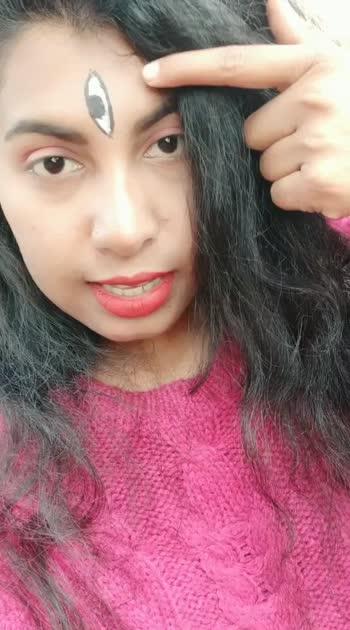 #vlog #faceart #trinetra #shiva #originalsound